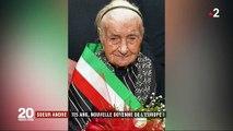Sœur André, nouvelle doyenne de l'Europe à 115 ans