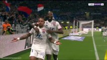 Memphis Depay scores third goal for Olympique Lyonnais