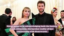 "Miley Cyrus's new song ""Slide Away"" feels like an explainer on her Liam Hemsworth breakup"