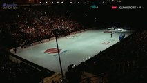 2019.05.04 - BOL on ICE - Commentators talk about the new era in the Ladies' figure skating and about the new rules (ESP ITA)