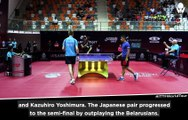 Streamrolling through the Field | 2019 ITTF Bulgaria Open