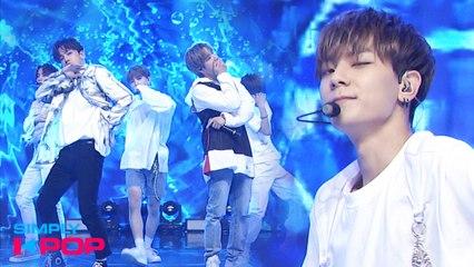 [Simply K-Pop] Simply's Spotlight 1TEAM(원팀) - ICE IN THE CUP + ROLLING ROLLING(롤링롤링)