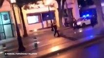 Police Shooting of Driver of Stolen Car in Puerto Banús, Marbella