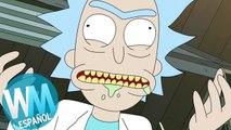 Explicación de la Línea de Tiempo de Rick y Morty (HASTA AHORA)