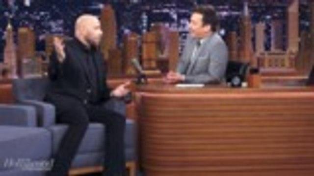"""John Travolta Takes On the """"Travolt-Off"""" Challenge on 'Fallon'   THR News"""
