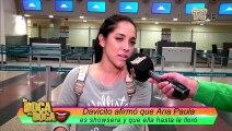 """""""Anda diciendo que le lloré por amor, sí"""": Ana Paula Roldán lo reconoce"""
