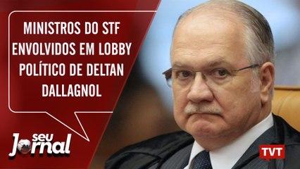 Ministros do STF envolvidos em lobby político de Deltan Dallagnol
