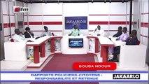 Bouba Ndour raconte une anecdocte sur le commissaire Sangaré