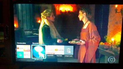 Como Configurar  o SMART IPTV na TV SAMSUNG...