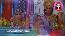 Draupadi marriage with Pandavas