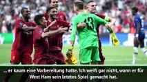 Das sagen Jürgen Klopp, Frank Lampard, Christian Pulisic und Divock Origi nach dem UEFA Super Cup