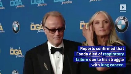 Peter Fonda, Hollywood Icon, Dead at 79
