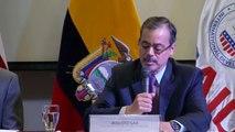 Usaid reabrirá oficina en Ecuador, cerrada en 2014 entre tensas relaciones