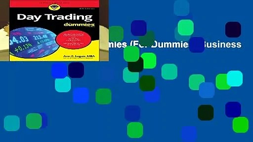 Day Trading For Dummies (For Dummies (Business   Personal Finance))