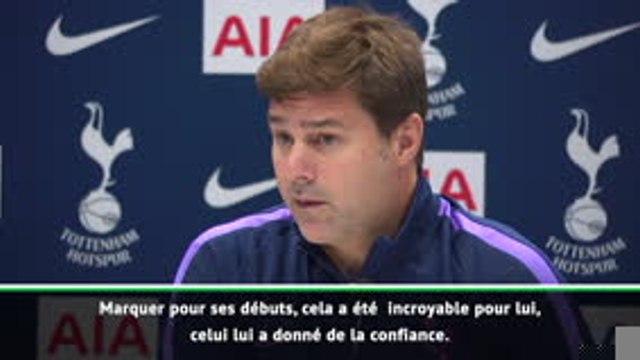 """Tottenham - Pochettino : """"Nous devons faire attention à Ndombélé"""""""