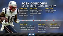 Josh Gordon Looks To Put Previous Mishaps In Past After Friday's Ruling