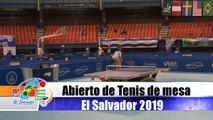 2019 ITTF El Salvador Junior & Cadet Open | Day 3 - Session 2