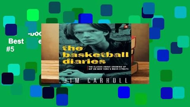 Full E-book  The Basketball Diaries  Best Sellers Rank : #5