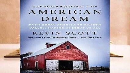 Full E-book  Reprogramming the American Dream Complete