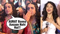 Ayushmann Khurrana TRANSFORMATION Into A Woman | Dream Girl FUNNY Moments | Behind The Scenes
