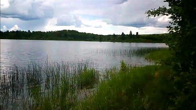 MCH 162 BEAUTIFUL LAKE VIEWS OF ALBERTA CANADA.MEDICINE LAKE.