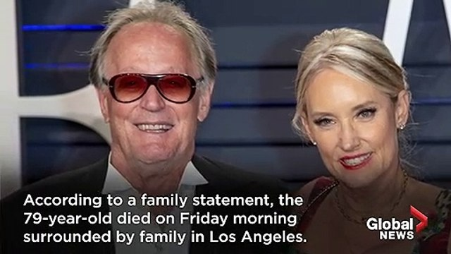 Actor Peter Fonda dead at 79- reports