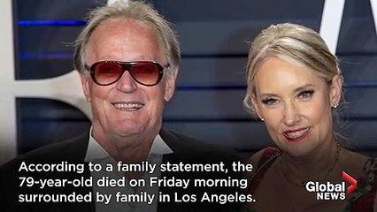 Actor Peter Fonda dead at 79- reports