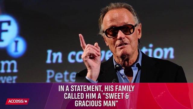 Actor Peter Fonda Dies At 79 Following Lung Cancer Battle