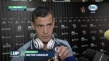LUP: Milton Caraglio en EXCLUSIVA