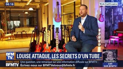 """Les secrets des Tubes: """"Je t'emmène au vent"""" de Louise Attaque"""