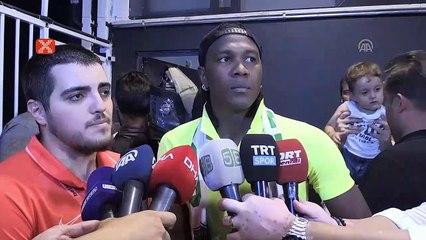 """Rodallega: """"G.Saray gibi büyük bir rakibe karşı kazandık"""""""