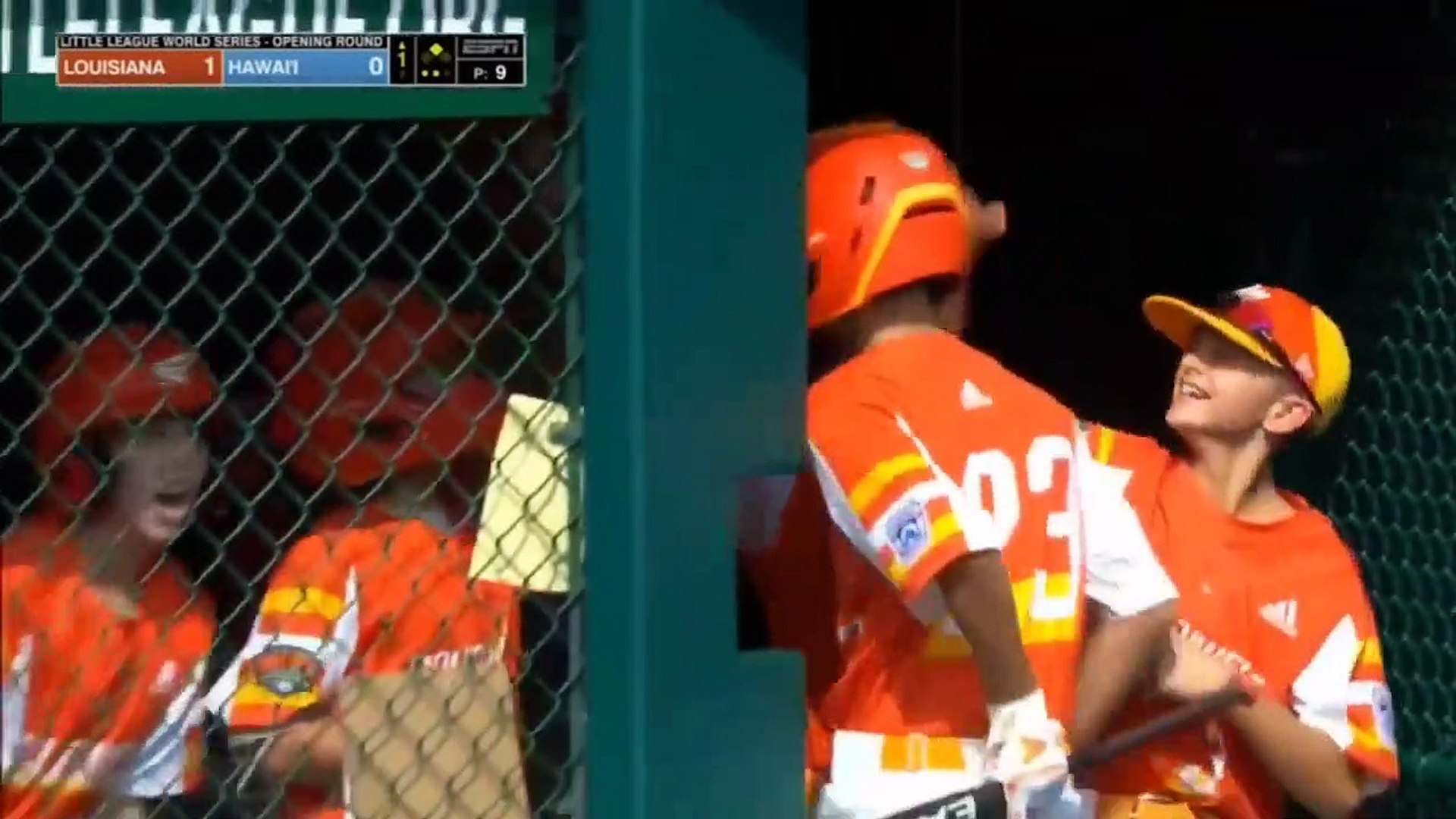 LLWS 2019 Opening Round - Louisiana vs Hawaii - 2019 Little League World Series Highlights