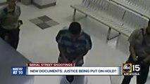 New documents released in serial street shootings trial