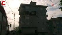 Sancaktepe'de dairede patlama