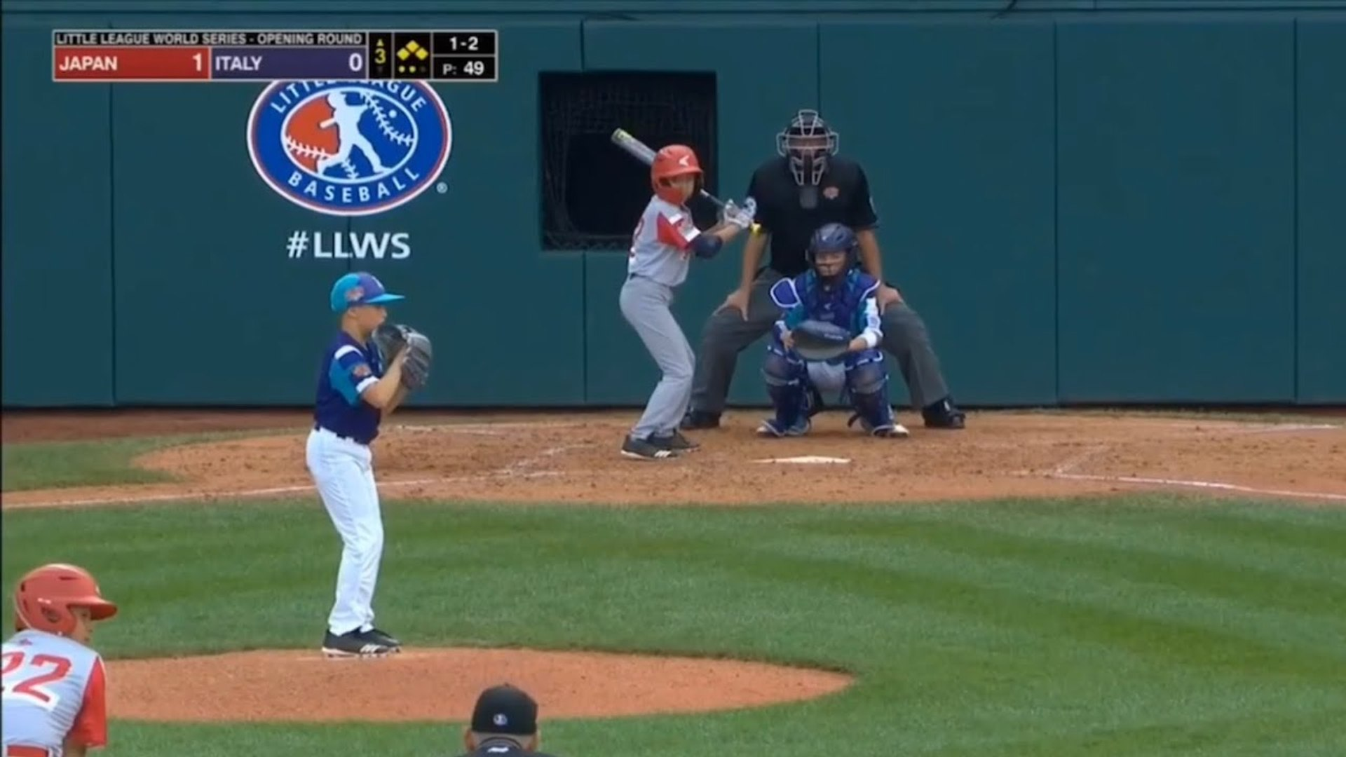 LLWS 2019 Opening Round - Japan vs Italy - 2019 Little League World Series Highlights