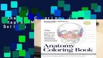 Anatomy Coloring Book (Kaplan Medical)  Best Sellers Rank : #3