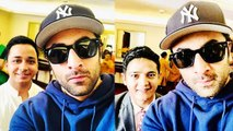 Ranbir Kapoor starts shooting for Shamshera THIS picture reveals; Check Out | FilmiBeat