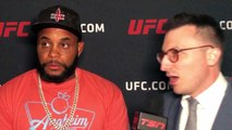 Cormier- My wife doesn't want me to fight Jon Jones again