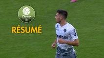 US Orléans - Clermont Foot (0-1)  - Résumé - (USO-CF63) / 2019-20