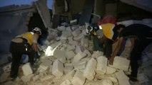 Siria: raid nella provincia di Idlib, colpito campo profughi