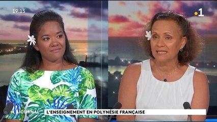 Le point sur la rentrée avec Christelle Lehartel, ministre de l'éducation