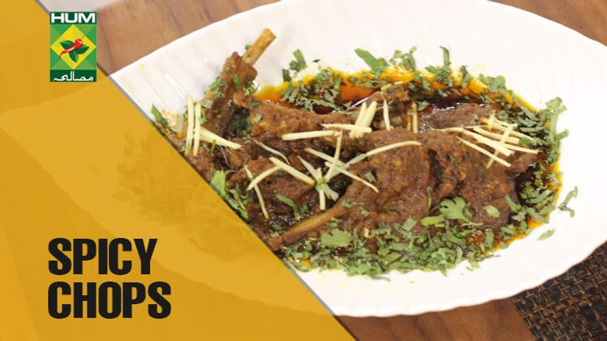 Easy To Make Spicy Chops  Food Diaries   Masala TV Show   Zarnak Sidhwa