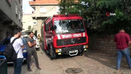 Sancaktepe'de Apartman Dairesi Patladı: 1 Yaralı
