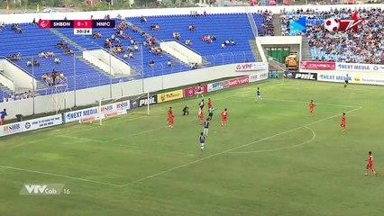 Highlights | SHB Đà Nẵng - Hà Nội | Hà Nội vững vàng ngôi đầu với chiến thắng thuyết phục |VPF Media