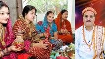 कजली तीज 2019 : कजरी तीज पूजा विधि और महत्त्व | Kajari Teej Puja Vidhi, Shubh Muhurat | Boldsky
