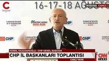 Kılıçdaroğlu rahatlıkla açıkladı: Türkiye'de bilen en iyi 10 kişiden biriyim