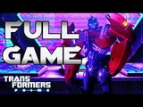 Transformers Prime FULL GAME Movie Longplay (WiiU, Wii) No Commentary