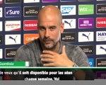 """Man City - Guardiola : """"Nous avons besoin de Mendy"""""""