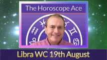Libra from 19th August 2019 - fairweather friends beware!
