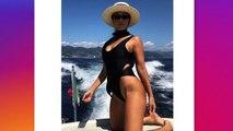 Kourtney Kardashian : elle affiche fièrement ses vergetures sur Instagram